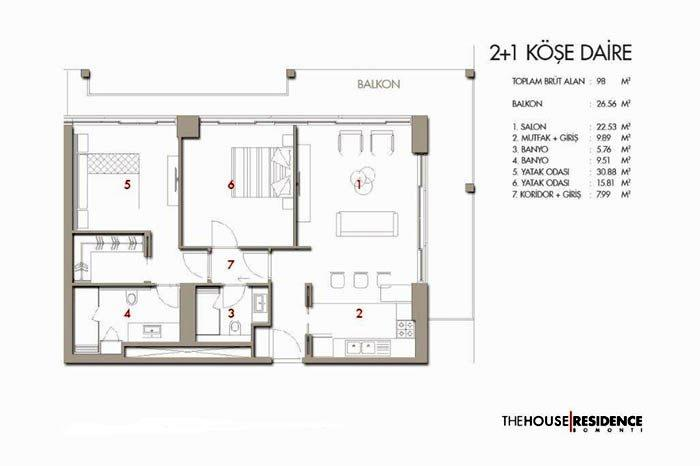 The House Residence