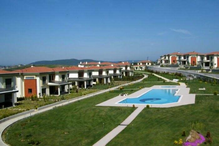 Tepe Park Villaları