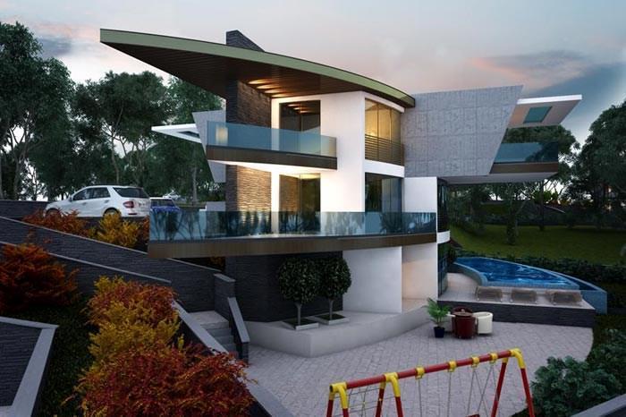 Sefaköy Villaları