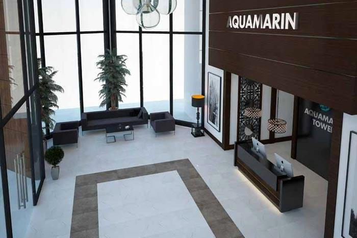 Aquamarin Tower