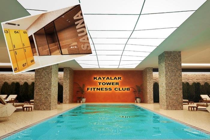 Kayalar Tower