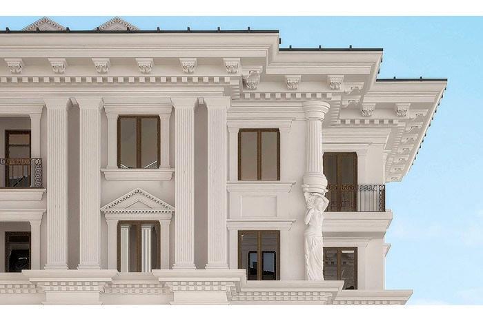 Pergamon Köşkleri