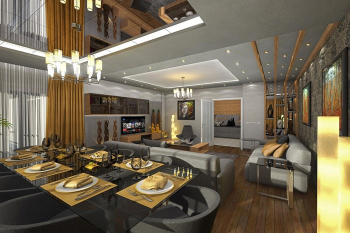 Gold Towers Residence