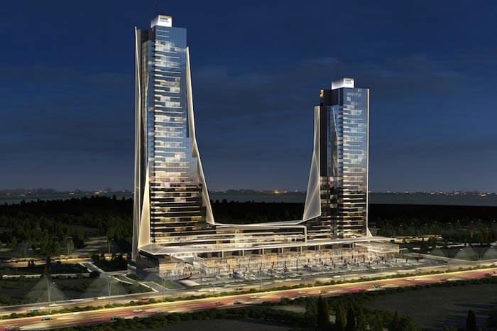 Elmar Towers