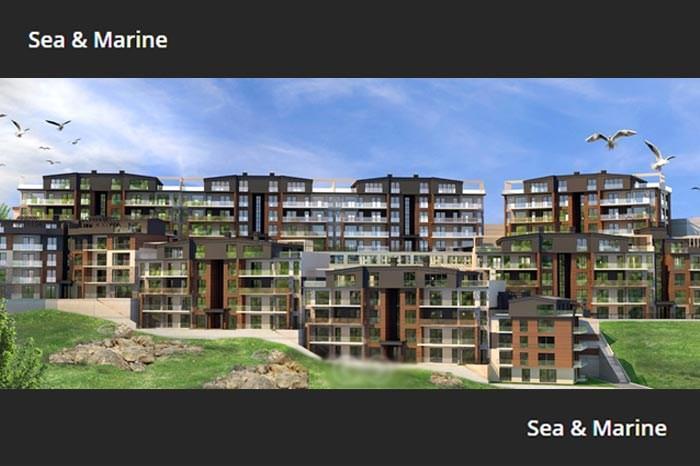 Sea & Marine