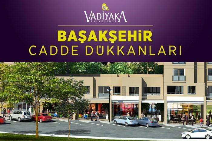 Vadiyaka Cadde Dükkanları