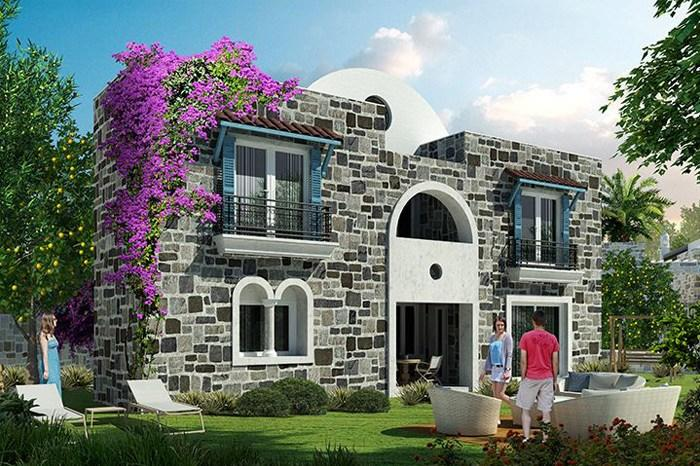 Elegan Panorama Villas