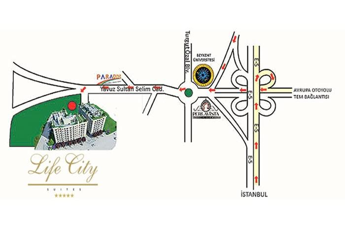 Life City Suites