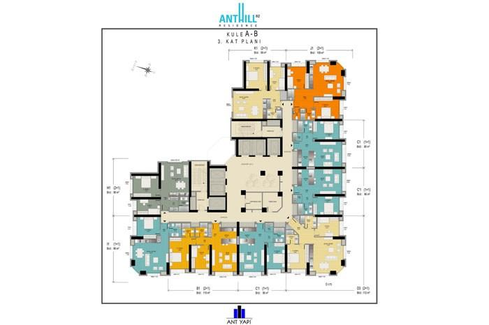 Anthill Residence