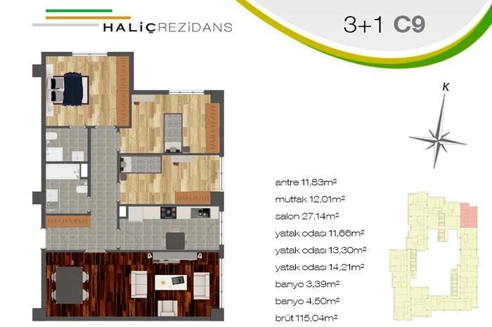 Haliç Rezidans