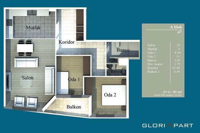 Gloria Aparts
