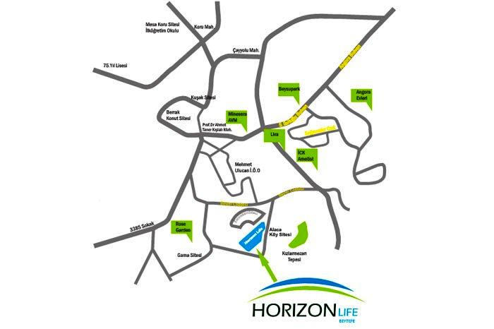 Horizon Life Beytepe