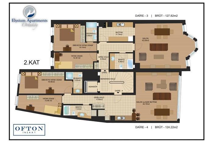 Elysium Apartmenst Ortaköy