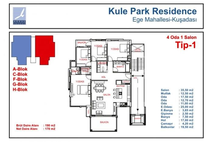 Kule Park Residence