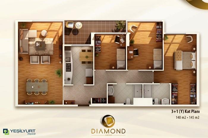 Still İstanbul Diamond