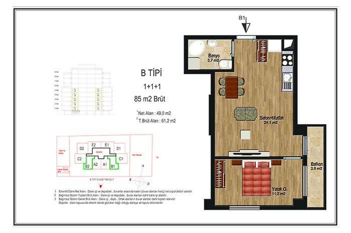 EMS 111 Residence