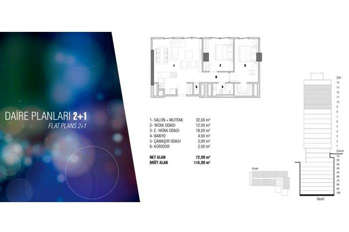 Levent Life Residence 2