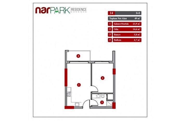 Narpark Residence