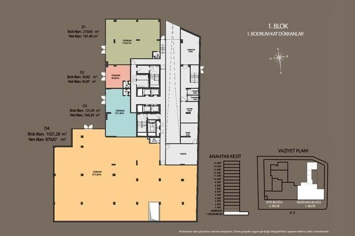 Avrupa Residence & Office Ataköy