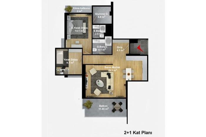 Eren Suites Rezidans