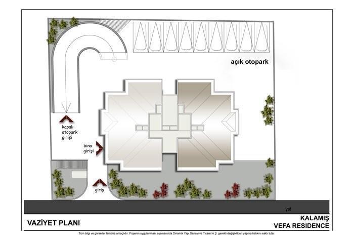 Vefa Residence