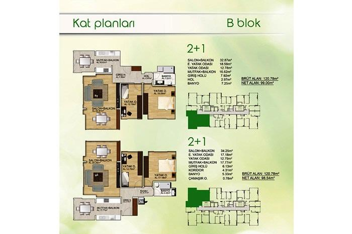 Çınar 6 Evleri