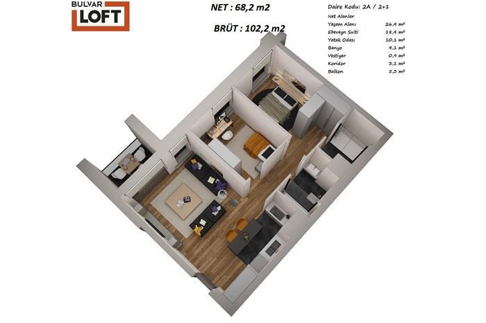 Bulvar Loft