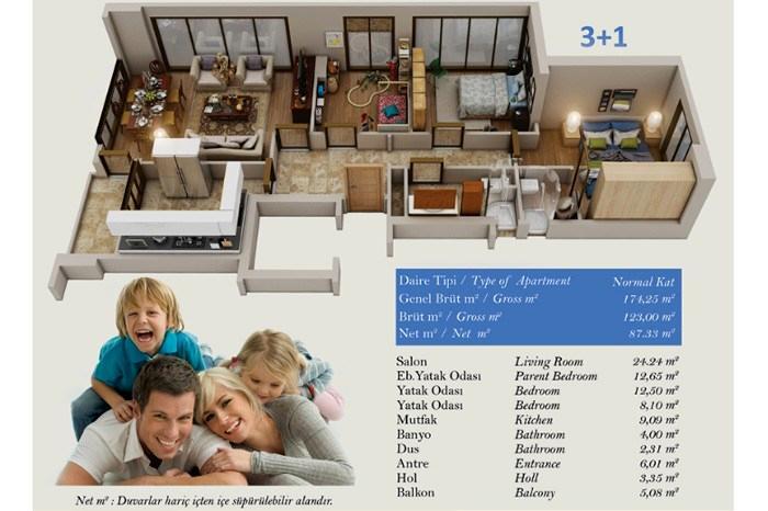 Teknik Residence