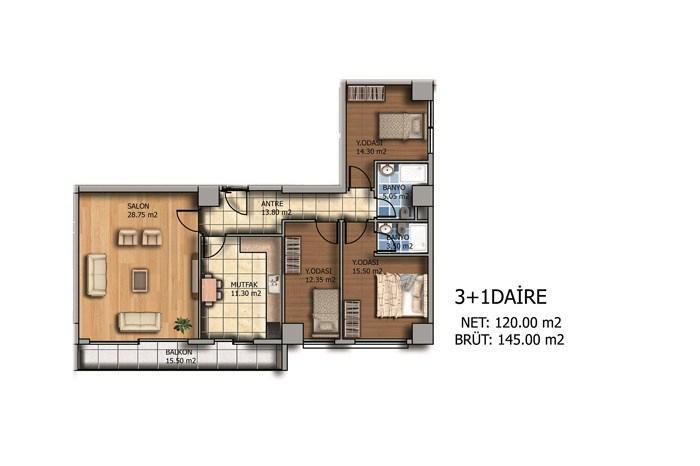 Mert Life Residence
