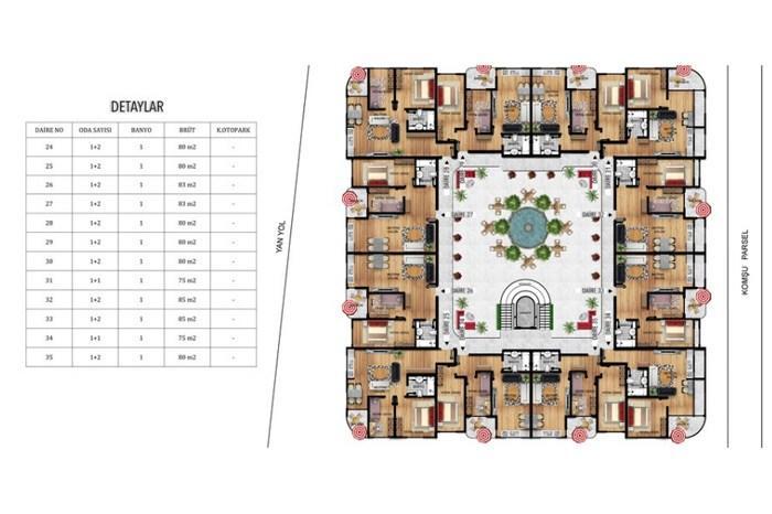 Manyetic Residence Apollon