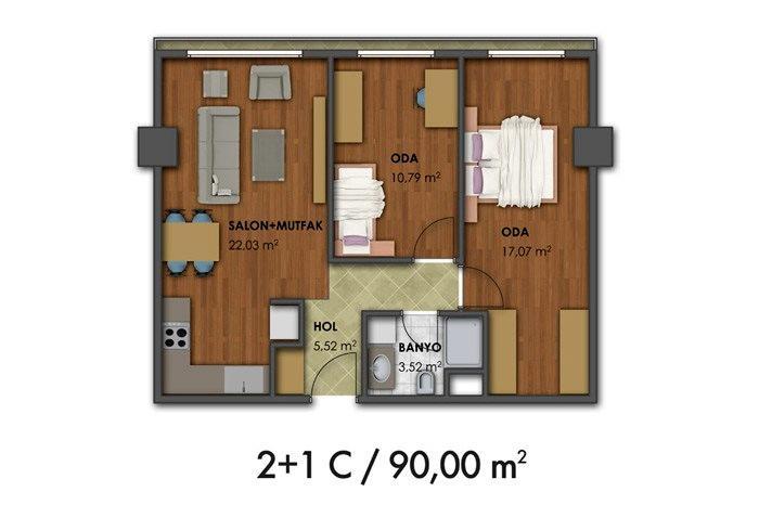 Ncadde Hayat Residence