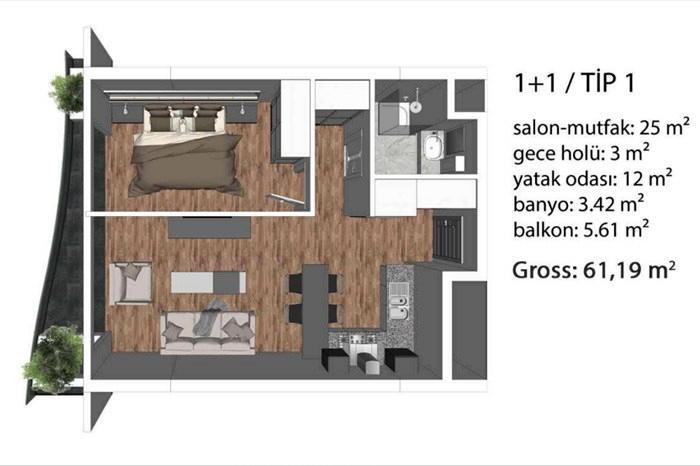 The Loft Yalova
