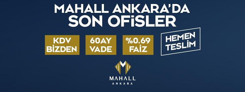 Mahall Ankara Ofis